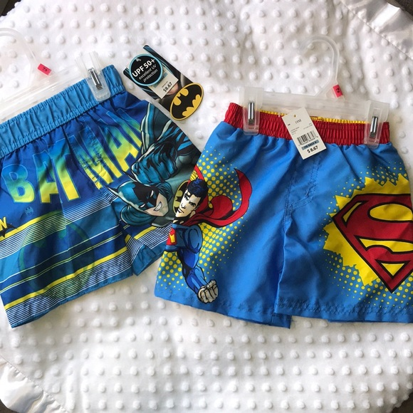 efec18b22a Swim   Set Of 2 Baby Boy Trunks Nwt   Poshmark